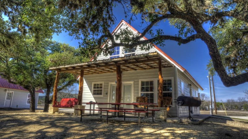 Crider's Cabins on the Frio River